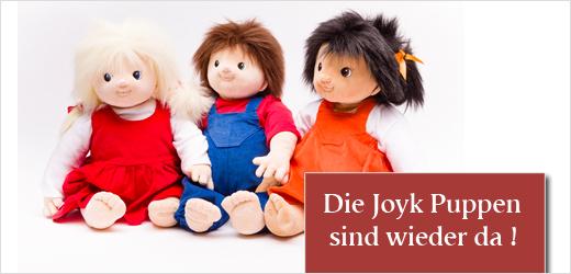 DE: Joyk Puppen